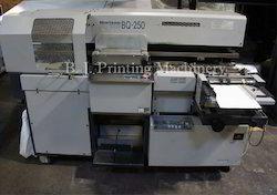 Horizon BQ 250 Perfect Binding Machine