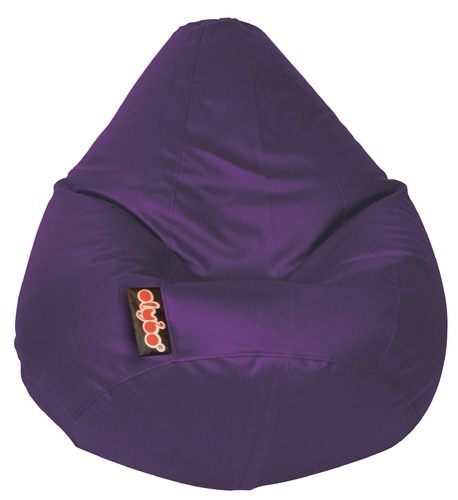 Groovy Olybo Italian Dark Purple Bean Bag Camellatalisay Diy Chair Ideas Camellatalisaycom