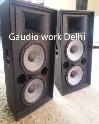 Srx Dj Sound Box Cabinet Duble 15 at Rs 9000 /piece - G-audio, New ...