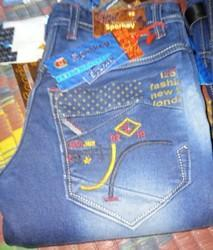 Net Dubi Faded Men Jeans