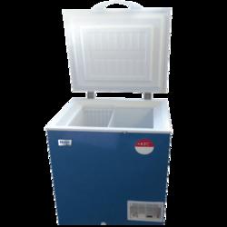 Ice lined refrigerators