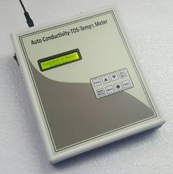 Auto Conductivity TDS Temp Meter