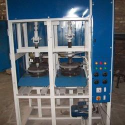 Automatic Paper Thali Making Machine