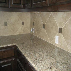 Ceramic Tiles In Kitchen