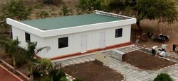 Prefabricated Concrete Rooms