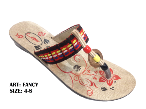Fancy Ladies Slippers At Rs 85 Pair Fashion Slipper