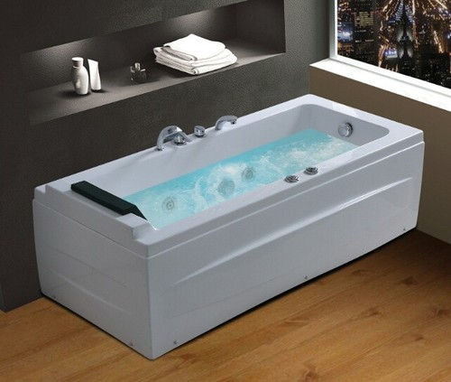 Ordinaire ACE White Massage Bathtub