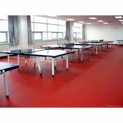 Table Tennis Flooring