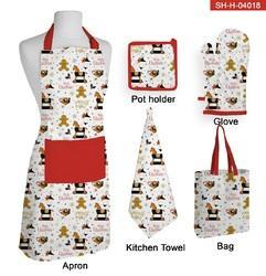 Christmas Kitchen Linen