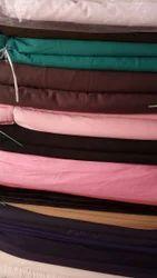 Multicolor Plain Men Shirting Fabrics