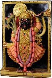 Shrinath Ji Statue