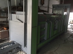 Continuous Heat Treatment Plant Furnace