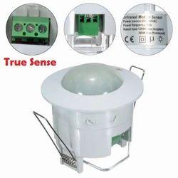 Recessed 360 Degree PIR Ceiling Motion Sensor Detector For Sanitization