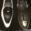 Party Wear Leather Moccasin