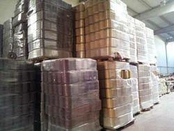 Polyester Textiles Stock Lot Yarn