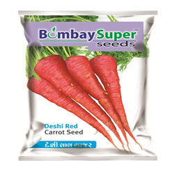 Deshi Red Carrot Seeds