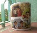 Personalized Porcelain Mugs Printing