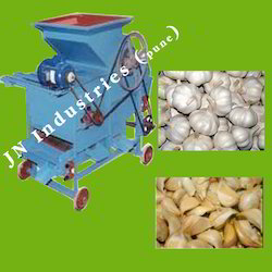 Garlic Bulb Deacoter Machine