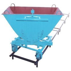 Mild Steel Slab Trolley