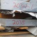 Aluminium ENAW-AlSi1MgMn Plates & Sheets (EU EN, DIN, WNR)
