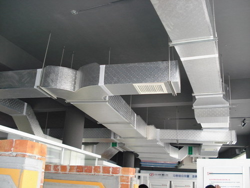 Preinsulated Ac Ducting