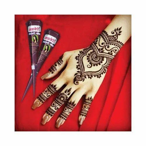 ba1c7301736ca Kaveri Mehndi Cone, मेहंदी का कोन - Green Shadow ...