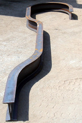 Channel bending services