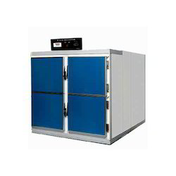 Mortuary Freezer - 4 Body Mortuary cabinet Manufacturer from