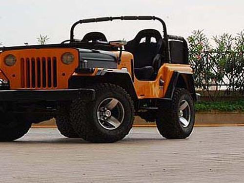 Modified Jeeps Retailer From Secunderabad