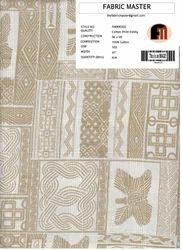 Cotton Print Dobby Fabrics