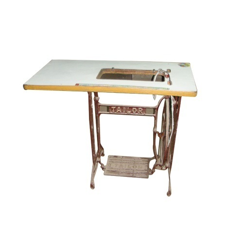 Sewing Machine Wooden Table Stand
