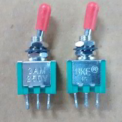 Spdt Toggle Switch-3A-BKE