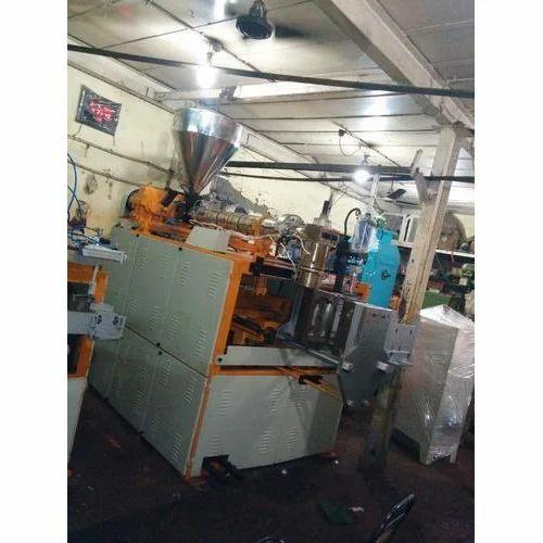 Hydraulic Deflashing Machine