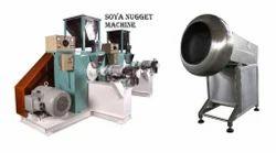 Soya Nugget Machine