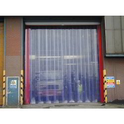 3 MM X 200 MM PVC Strip Door Curtain