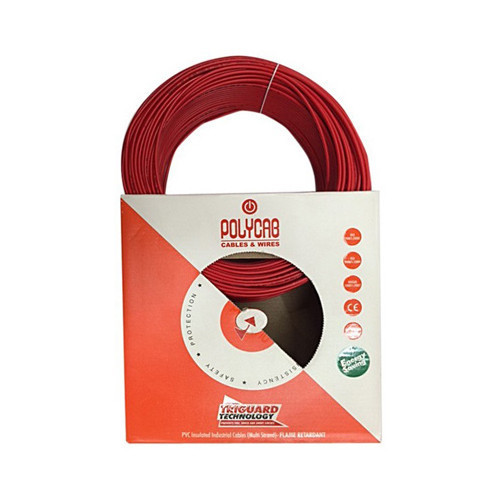 Polycab Wire Cable, Wire And Cable | Chakan, Chakan | Hole ...