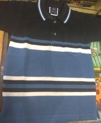 22cff459 Boys Hosiery Half Sleeve Printed T-Shirt, Rs 250 /piece, Kadia ...