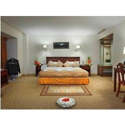 Bed Room Interior Photography