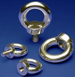 Stainless Steel Eye Nuts