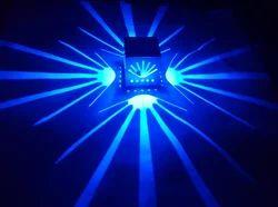 Decoradda Palm Blue 1w Led Decoration Light