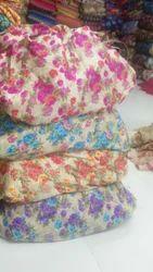 Japan Satin Print Fabrics