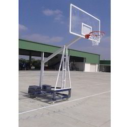 Portable Basketball Pole