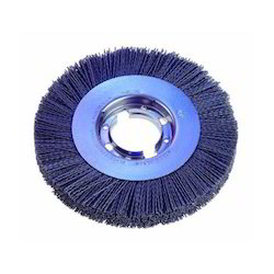 Nylon Abrasive Wheel Brush