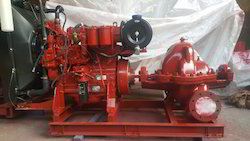 Split Case Diesel Engine  FF Pumps