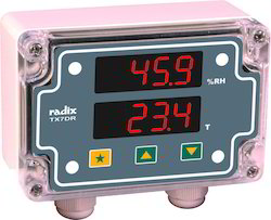 Humidity and Temperature Transmitter