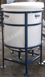 Sintex Chemical Storage Tank With Disc Bottom