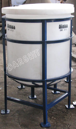 MS Sintex Chemical Storage Tank With Disc Bottom