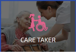 24 Hours Caretaker Service