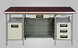 Executive Steel Table