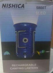 Solar Charge Emergency Light